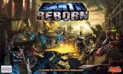 Earth Rebornin kansi