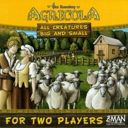 Agricola: All Creatures Big and Smallin kansi