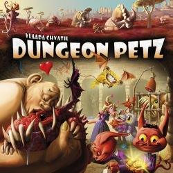 Dungeon Petzin kansi