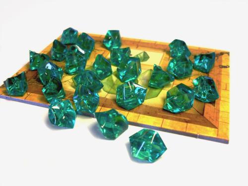 Maagisia timantteja. Kuva: Sampsa Ritvanen