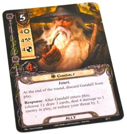 Gandalf. Kuva: Chris Norwood / BGG