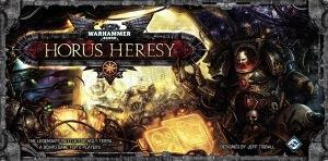 Horus Heresyn kansi