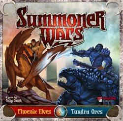 Summoner Wars: Phoenix vs Orcs -kansi