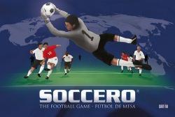 Socceron kansi