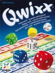 Qwixxin kansi