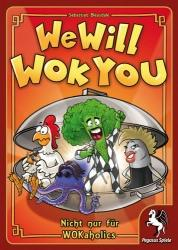 We Will Wok Youn kansi