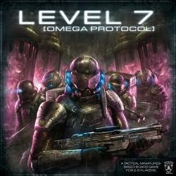Level 7 [Omega Protocol]:n kansi