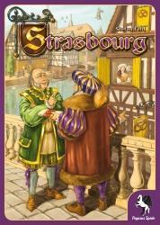 Strasbourgin kansi