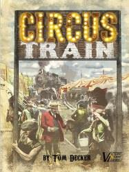 Circus Trainin kansi
