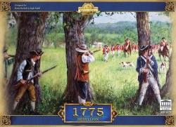 1775: Rebellionin kansi