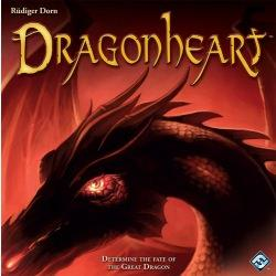 Dragonheartin kansi
