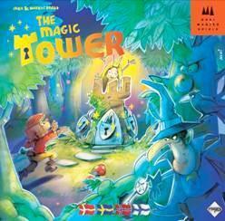 The Magic Towerin kansi