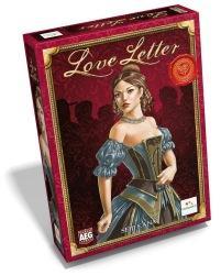 Love Letterin kansi