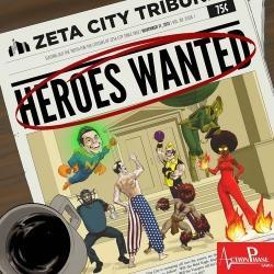Heroes Wantedin kansi