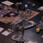Star Wars Imperial Assault tuo scifimeiningin D&D-tyyliseen luolamättömiljööseen.