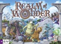 Realm of Wonderin kansi