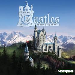 Castles of Mad King Ludwigin kansi