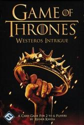 Game of Thrones: Westeros Intriguen kansi
