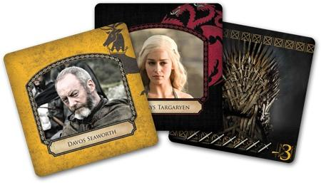 Westeros Intriguen kortteja