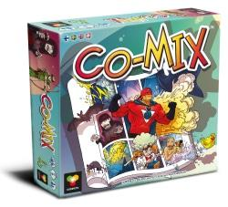 Co-Mixin kansi