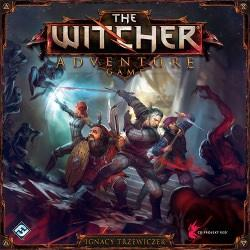 The Witcher Action Gamen kansi