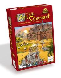 The Ark of the Covenantin kansi