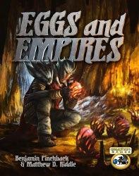 Eggs and Empiresin kansi