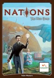 Nations: The Dice Gamen kansi