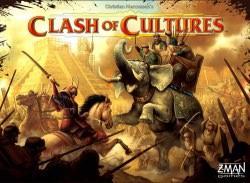 Clash of Culturesin kansi