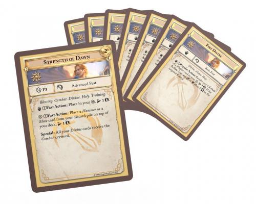 Pelin kortteja. Prototyyppikuvia.