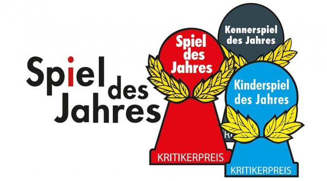 Spiel des Jahres -logot