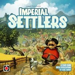 Imperial Settlersin kansi