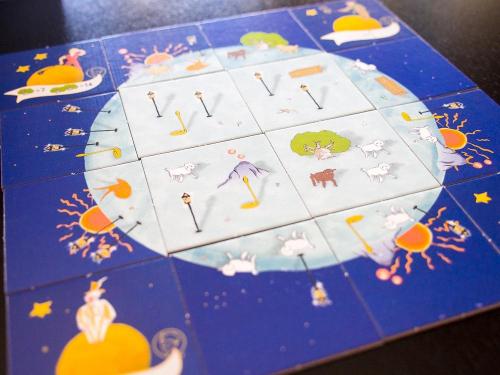 Pikku Prinssin planeetta. Kuva: Mikko Saari