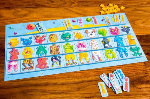 Mucca Pazza on hauskannäköinen peli. Kuva: Mikko Saari
