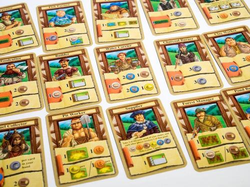 Glass Roadin kortteja. Kuva: Mikko Saari