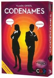 Codenamesin kansi