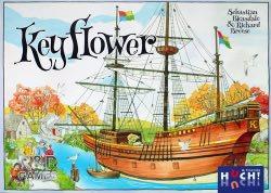 Keyflowerin kansi