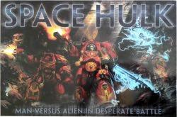 Space Hulkin kansi