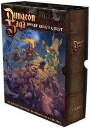 Dungeon Saga: Dwarf King's Questin kansi