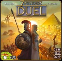 7 Wonders: Duelin kansi
