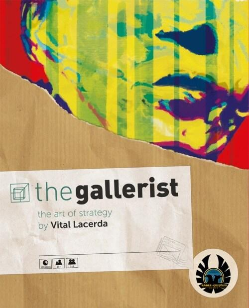 The Galleristin kansi