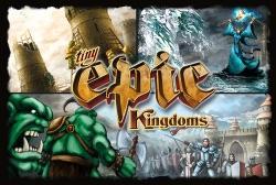 Tiny Epic Kingdomsin kansi