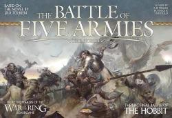 Battle of Five Armiesin kansi