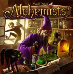 Alchemistsin kansi