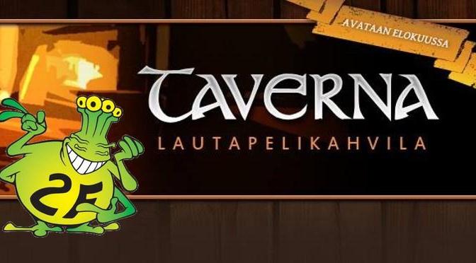 Taverna ja 2F-Spiele