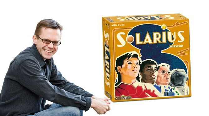 Matt Leacock ja Solarius Mission