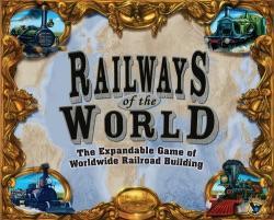 Railways of the Worldin kansi