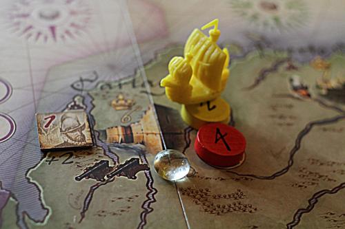 Marigold hyökkää Cartagenaan. Kuva: Kai Saarto