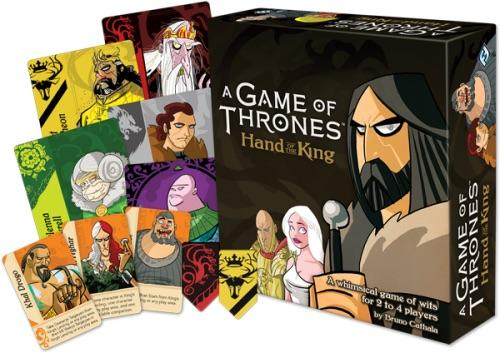 Game of Thrones: Hand of King