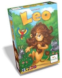 Leo menee parturiin -kansi